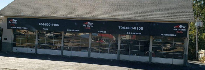 ALRAY Tire Center of Shelby